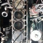 GAZ 24 Volga motorblock, vattenläcka i cylindern högst upp