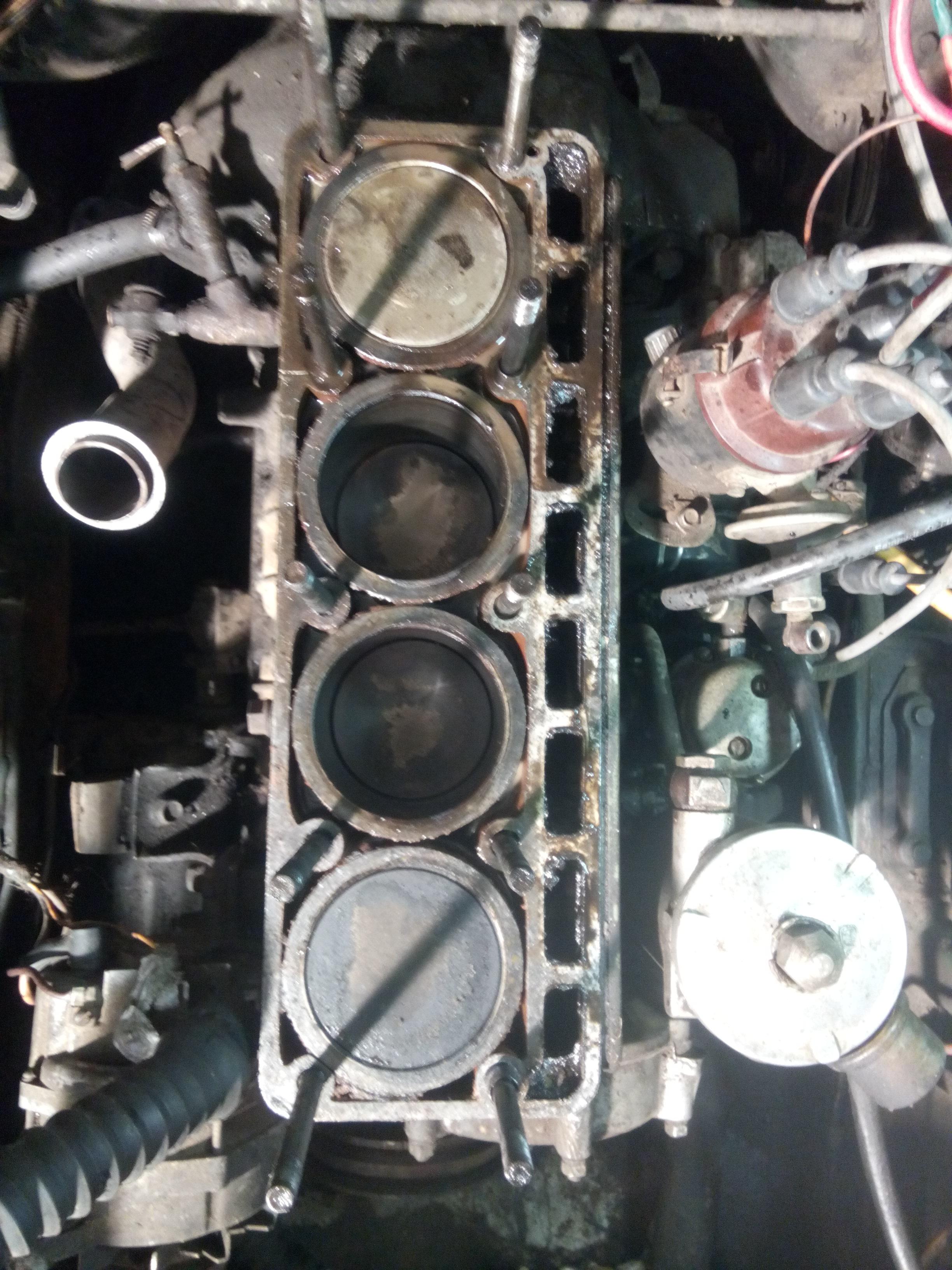 renovering av volvomotor