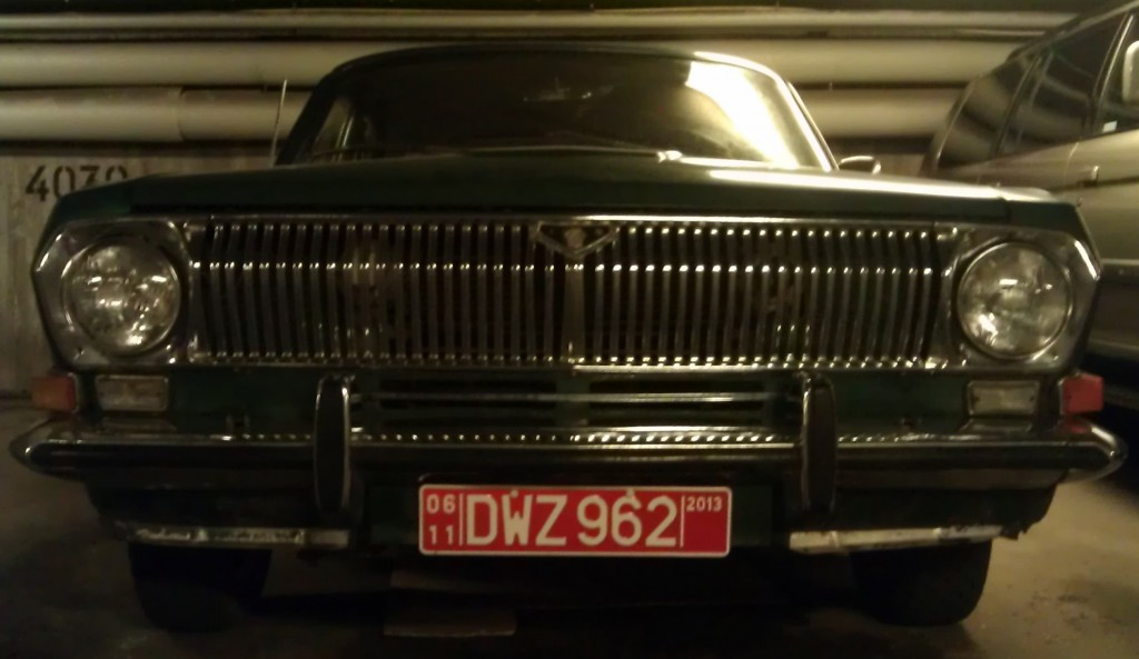 GAZ 24 1979 Volga